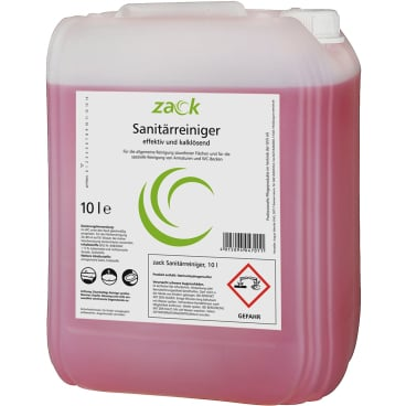 ZACK Sanitärreiniger