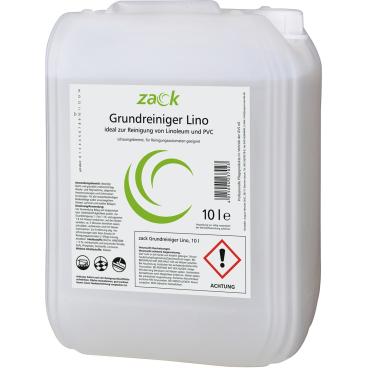 ZACK Grundreiniger für Linoleum 10 l - Kanister