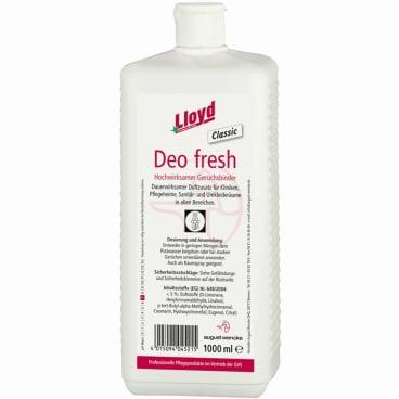Lloyd Deo fresh Geruchsverbesserer