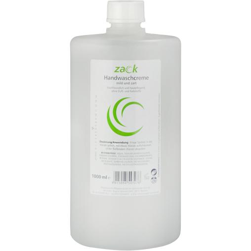 ZACK Handwaschcreme Parfümfrei