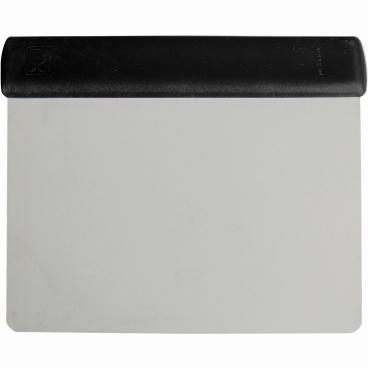 SCHNEIDER Spachtel mit flexibler Klinge, Edelstahl Maße: 110 x 120 mm, schwarzer Griff