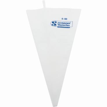 """SCHNEIDER Spritzbeutel """"Masterflex"""", weiß Gr. 5, 500 mm lang"""