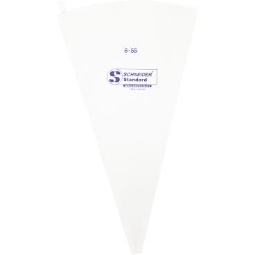 SCHNEIDER Spritzbeutel, Standard, weiß Gr. 6, 550 mm lang