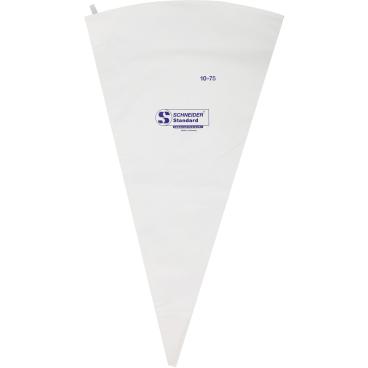 SCHNEIDER Spritzbeutel, Standard, weiß Gr. 10, 750 mm lang