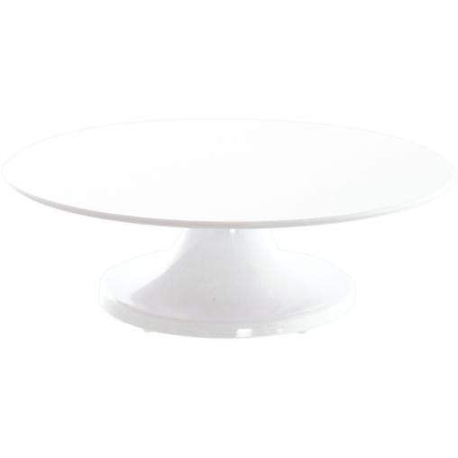 SCHNEIDER Tortenplatte aus Melamin, drehbar, Ø 32 cm
