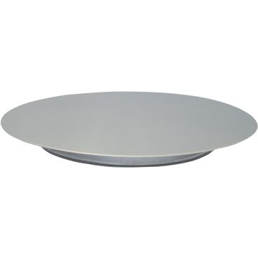 SCHNEIDER Tortenplatte, Edelstahl Durchmesser: 330 mm