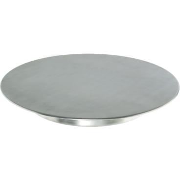 SCHNEIDER Tortenplatte, Edelstahl, mit geschlossenem Boden Durchmesser: 315 mm