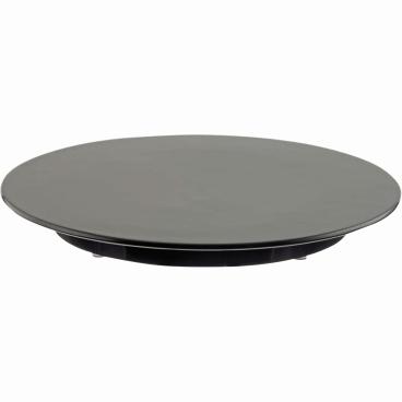 SCHNEIDER Tortenplatte, Melamin, schwarz Höhe: 30 mm, Ø 320 mm