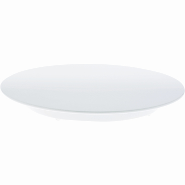 SCHNEIDER Tortenplatte, Melamin, weiß Höhe: 30 mm, Ø 320 mm