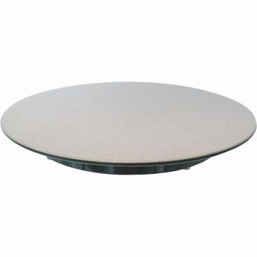 SCHNEIDER Tortenplatte, Melamin, silber/schwarz Höhe: 30 mm, Ø 320 mm
