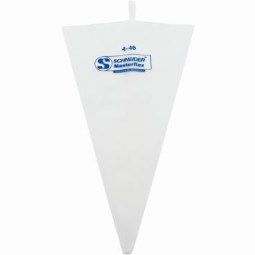 """SCHNEIDER Spritzbeutel """"Masterflex"""", weiß Gr. 4, 460 mm lang"""