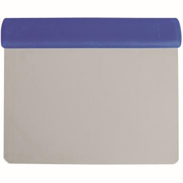 SCHNEIDER Spachtel mit flexibler Klinge, Edelstahl Maße: 110 x 120 mm, blauer Griff