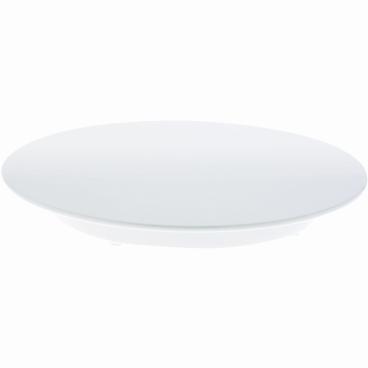 SCHNEIDER Tortenplatte, Melamin, weiß Höhe: 30 mm, Ø 240 mm