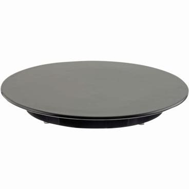 SCHNEIDER Tortenplatte, Melamin, schwarz Höhe: 30 mm, Ø 300 mm