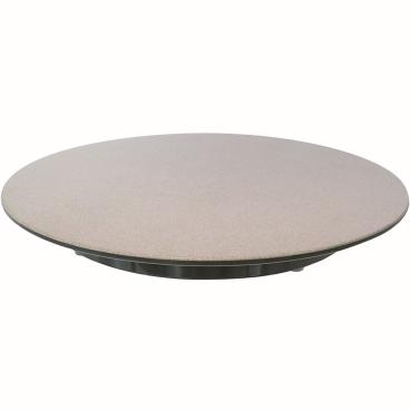 SCHNEIDER Tortenplatte, Melamin, silber/schwarz