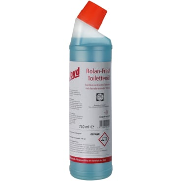 Lloyd Rolan Fresh Toilettenöl 1 Karton = 6 Flaschen á 750 ml