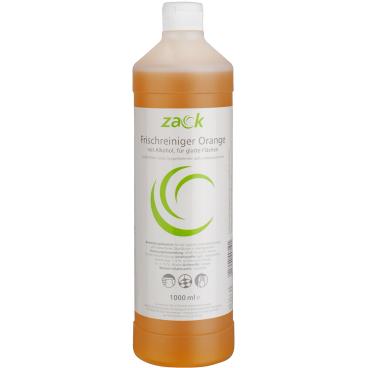 ZACK Frischreiniger Orange 1 Karton = 12 Flaschen á 1000 ml