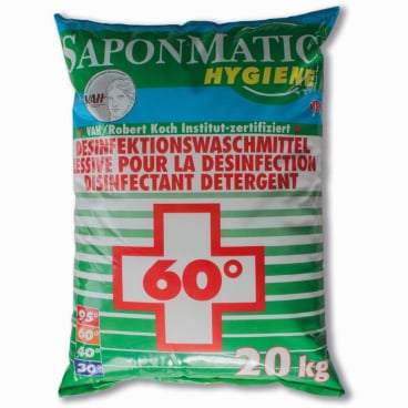 SAPONMATIC Hygiene Desinfektions - Vollwaschmittel