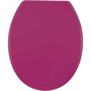 Nicol ELBA Duroplast WC-Sitz Farbe: beere