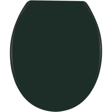Nicol ELBA Duroplast WC-Sitz Farbe: schwarz