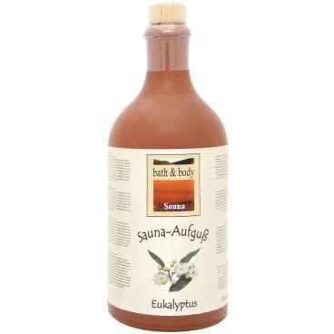 Nicol Saunaaufguss, 500 ml Eukalyptus