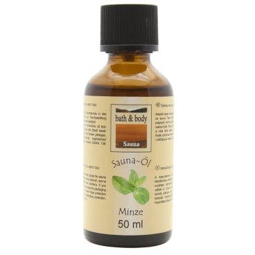 Nicol Saunaöl, 50 ml Minze