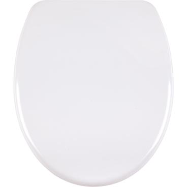 Nicol Duroplast WC-Sitz, weiß Abmessung: 5,2 x 37,4 x 44,6 cm