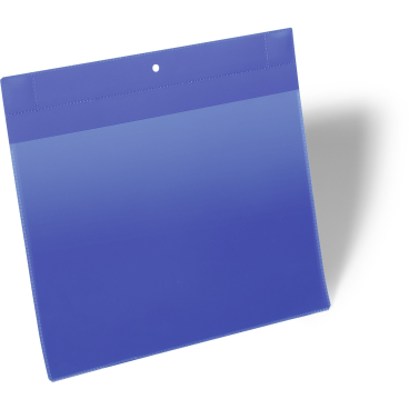 DURABLE Neodym-Magnettasche, blau