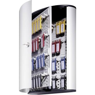 DURABLE KEY BOX Schlüsselkasten Für 48 Schlüssel, Maße: 302 x 400 x 118 mm