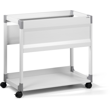 DURABLE 90 A4 System File Trolley Hängemappenwagen
