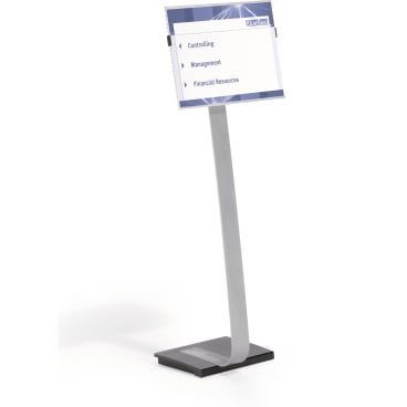 DURABLE INFO SIGN Stand A3 Bodenständer