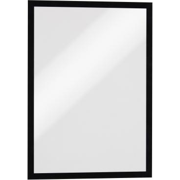 DURABLE DURAFRAME® MAGNETIC A3 Info-Rahmen 1 Beutel = 5 Stück, Farbe: schwarz
