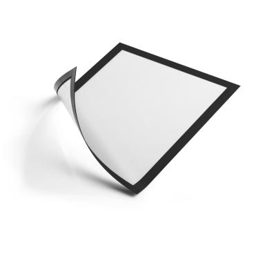 DURABLE DURAFRAME® MAGNETIC A4 Info-Rahmen 1 Beutel = 5 Stück, Farbe: schwarz