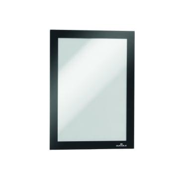 DURABLE DURAFRAME® A5 Info-Rahmen 1 Packung = 10 Stück, Farbe: schwarz