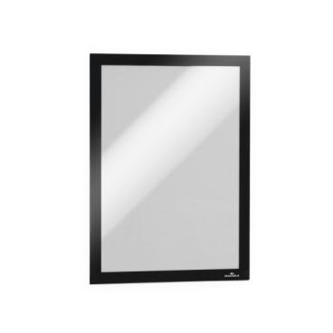 DURABLE DURAFRAME® A4 Info-Rahmen 1 Packung = 10 Stück, Farbe: schwarz