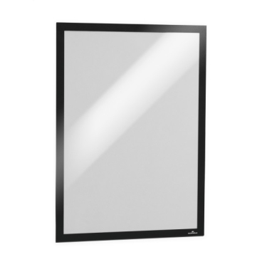 DURABLE DURAFRAME® A3 Info-Rahmen 1 Packung = 6 Stück, Farbe: schwarz