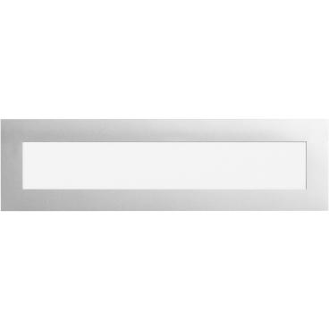 DURABLE DURAFRAME® MAGNETIC TOP A6 Info-Rahmen 1 Beutel = 5 Stück, Farbe: metallic silber
