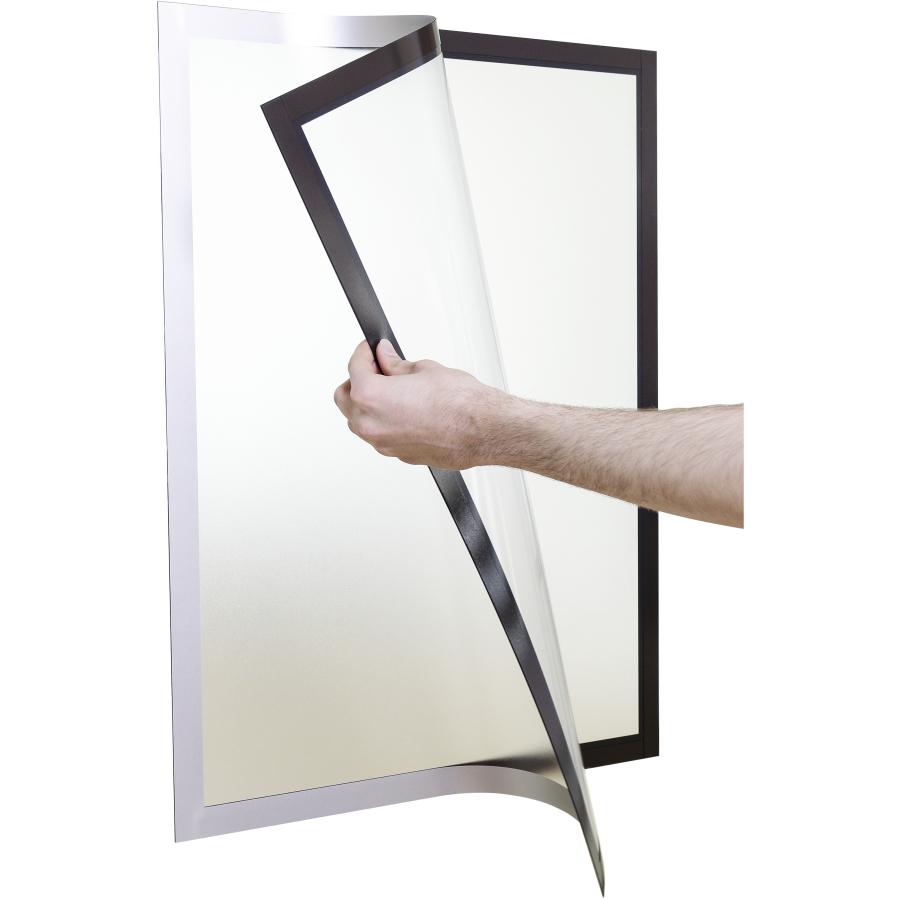 durable duraframe poster a2 info rahmen farbe schwarz online kaufen. Black Bedroom Furniture Sets. Home Design Ideas