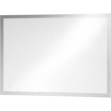 DURABLE DURAFRAME® POSTER A1 Info-Rahmen Farbe: metallic silber