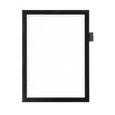 DURABLE DURAFRAME® NOTE A4 Info-Rahmen Farbe: schwarz