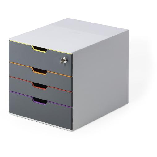 DURABLE Varicolor® Safe Schubladenbox