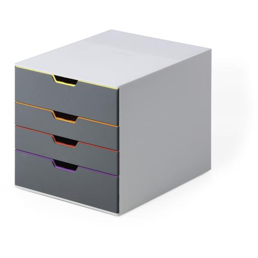 DURABLE Varicolor® 4 Schubladenbox