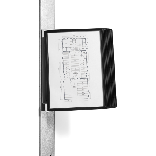 DURABLE Vario® Magnet Wall 10 Sichttafelsystem