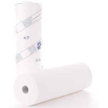 zetMedica® Ärzterollen Tissue, weiß, 2-lagig