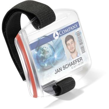 DURABLE OUTDOOR SECURE Kartenhalter 1 Packung = 10 Stück