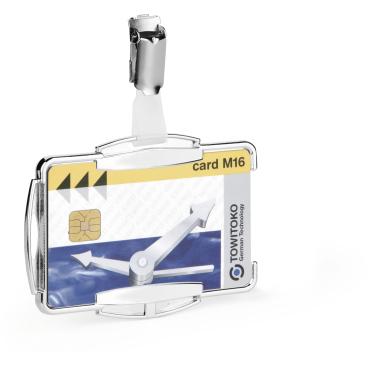 DURABLE RFID Secure Mono Kartenhalter