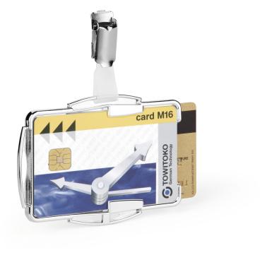 DURABLE RFID Secure Duo Kartenhalter