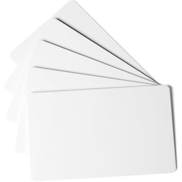 DURABLE Duracard Standard Cards Plastikkarten 1 Packung = 100 Stück
