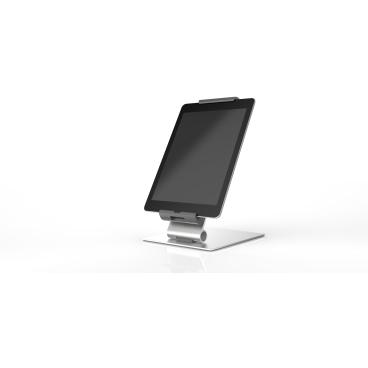 DURABLE TABLE Tablet Tischhalterung Farbe: metallic silber