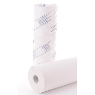 zetMedica® Ärzterolle Tissue, 2-lagig, weiß Breite: 55 cm